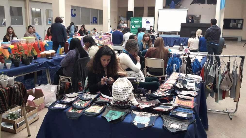 Feria de Economía Social en UPE