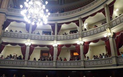 Participación en el Senado Bonaerense