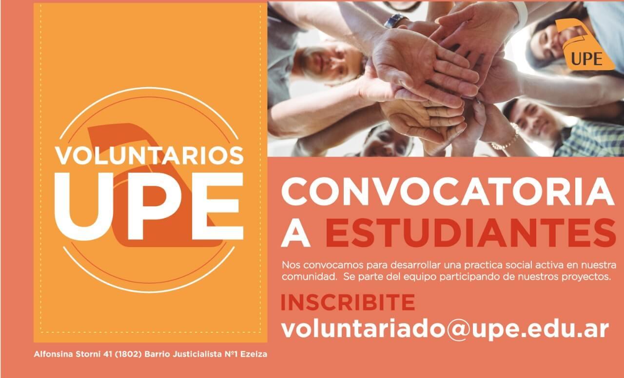 Voluntarios UPE