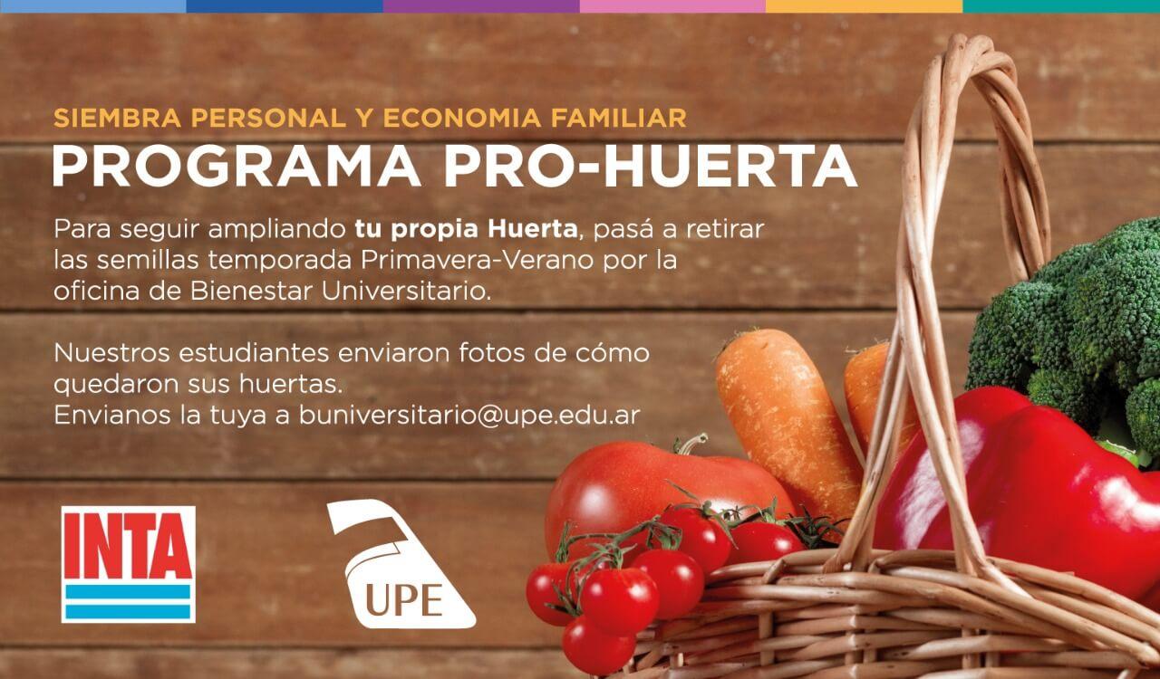 Programa Pro Huerta