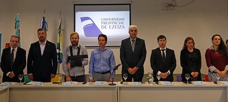 Acto de Asunción de Autoridades Universitarias UPE