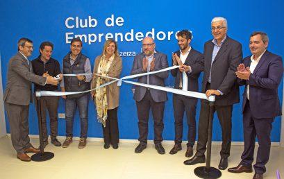Inauguración – Club de Emprendedores