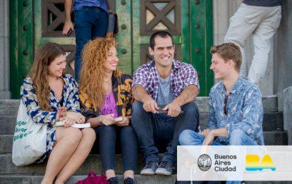 Estudio en BA: becas para viajar al exterior