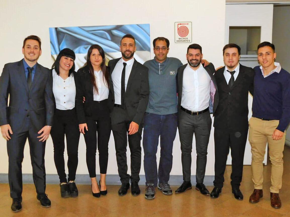 Primeros Graduados de la Licenciatura en Comercio Internacional