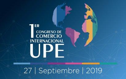 """1er Congreso CIUPE – """"Las exportaciones como estrategia para el desarrollo local"""""""