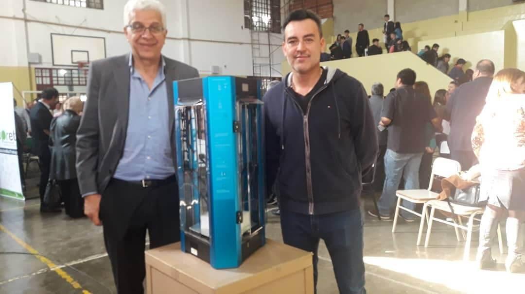 Entregas Impresoras 3D – Copret