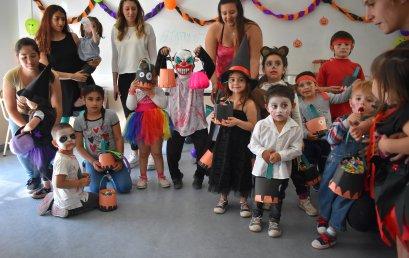 Halloween en la UPE