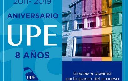 8° Aniversario UPE
