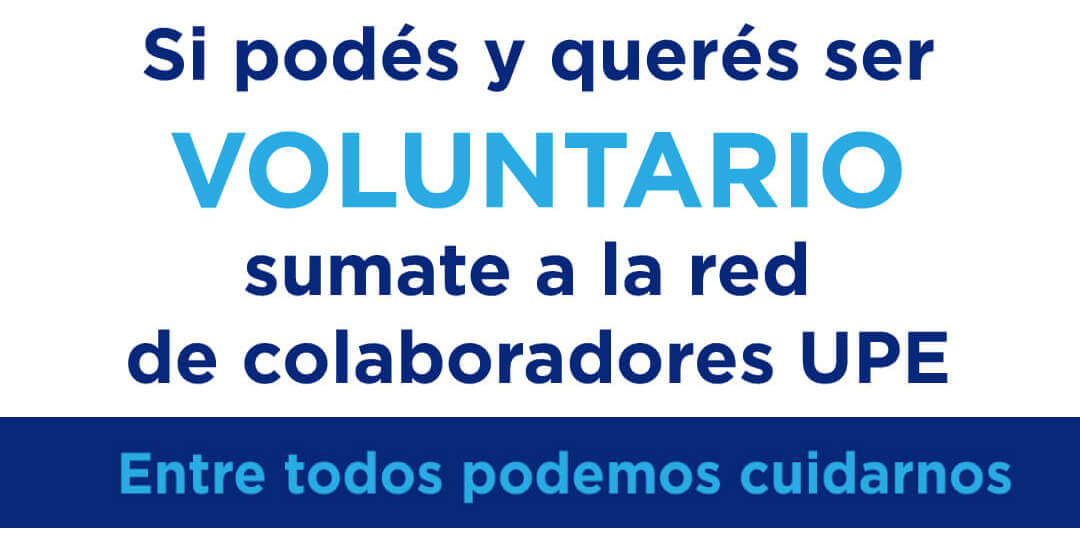 Red de Colaboradores UPE – Emergencia COVID-19