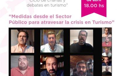 Ciclo de Charlas Debate – Turismo