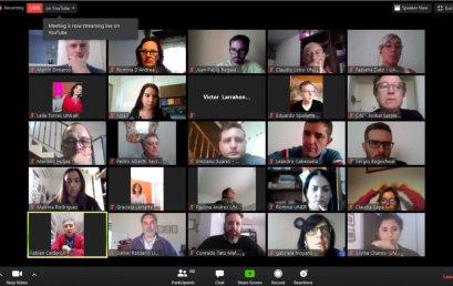 CIN: Conferencia de REDIAP y CyM