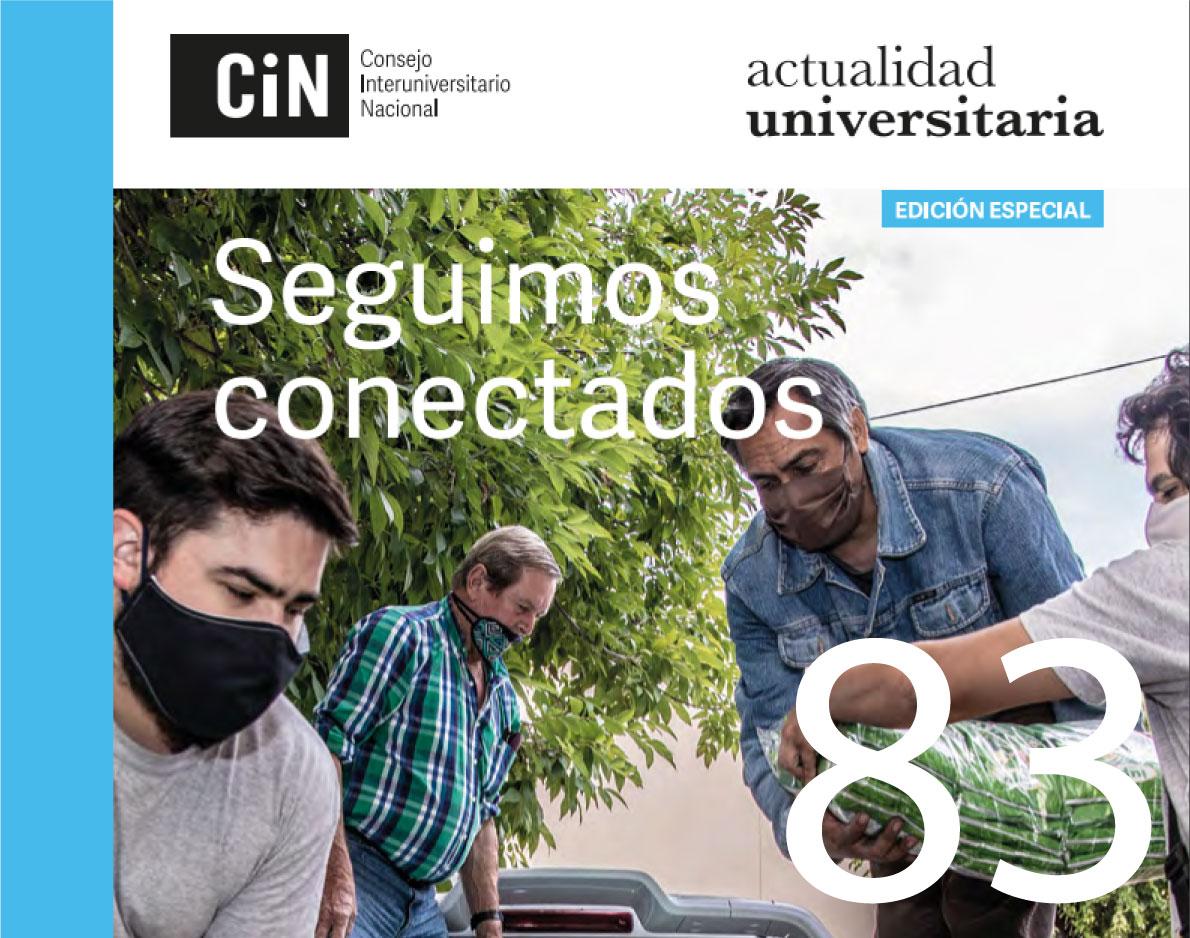 CIN – REVISTA °83 –  Actualidad Universitaria