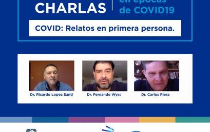 Ciclo de charlas: La salud en épocas de COVID19