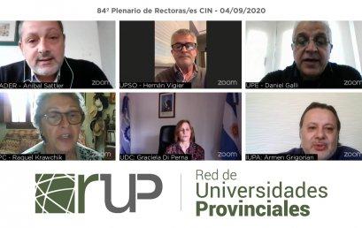 Defensa del rol de las universidades provinciales