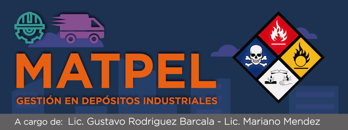 MATPEL: Gestión en depósitos industriales