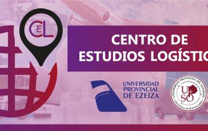 Presentación del Centro de Estudios Logísticos UPE-UPSO (CEL)