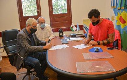 Firma de Convenio con la Municipalidad de Gral. Rodríguez
