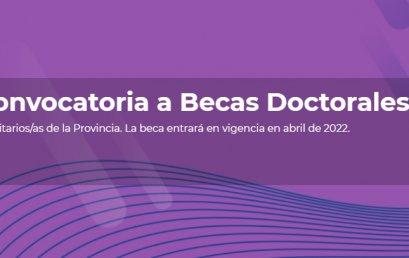 Concurso de Becas Doctorales CIC