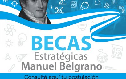 Adjudicación de las Becas Manuel Belgrano