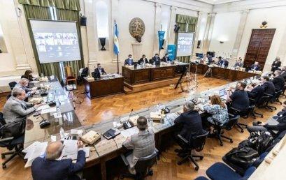 La UPE en la reunión del Comité Ejecutivo del CIN