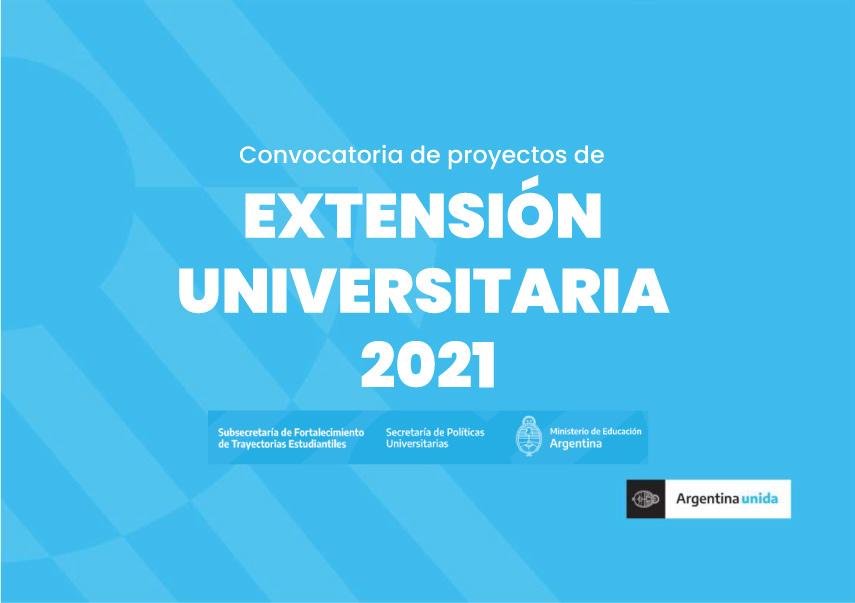 Convocatorias de la SPU para proyectos de Extensión